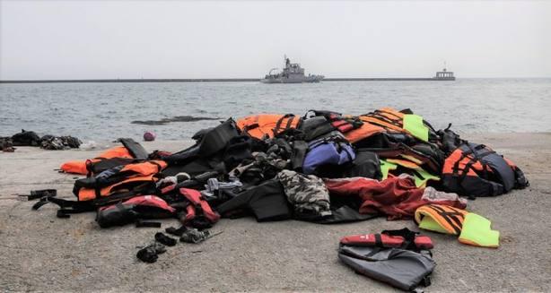 No se puede tolerar que el Mediterráneo se convierta en un gran cementerio