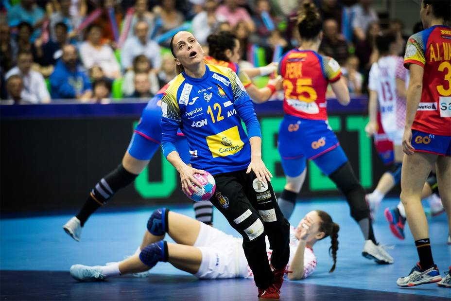 Balonmano/Selección.- Las Guerreras caen (32-26) ante Hungría y pasan sin puntos a la pelea por semifinales