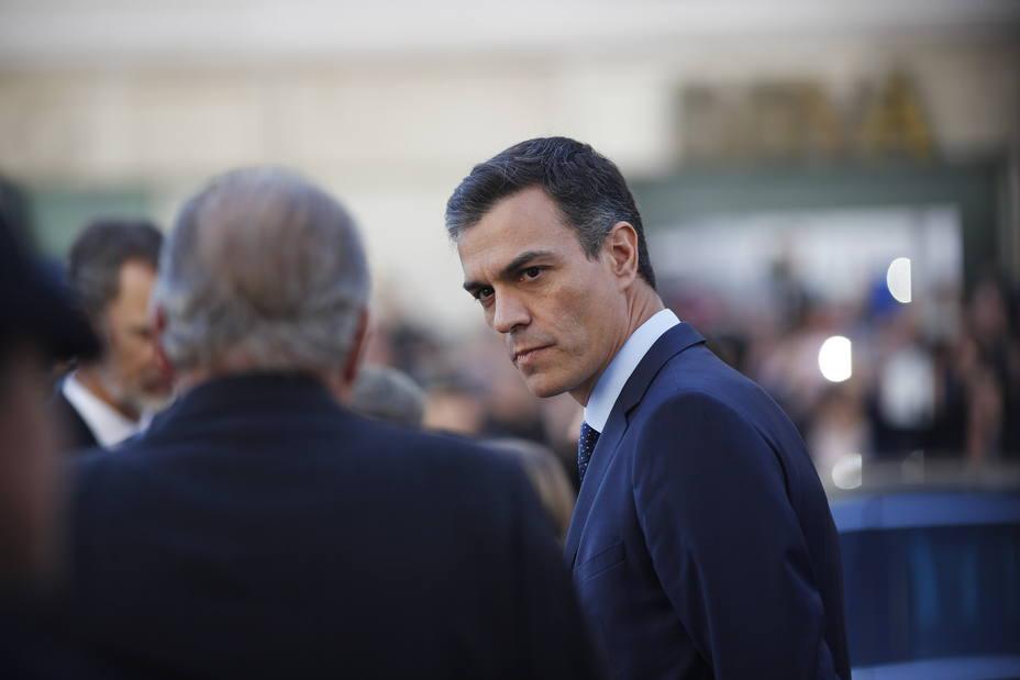 Pedro Sánchez celebra la detención del ultra García Juliá: la Democracia y la Justicia siempre vencen a sus enemigos