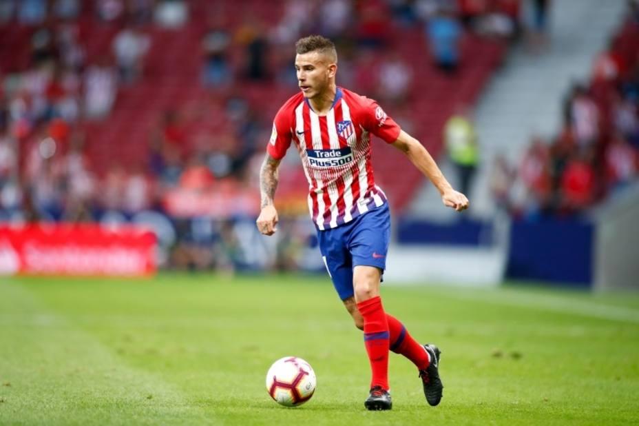 Lucas Hernández recibe el alta médica y podría regresar ante el Levante