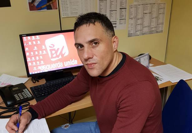 André Abeledo, candidato de Narón por Diante a la Alcaldía de este municipio