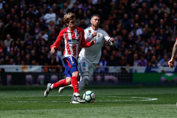 Previa del Atlético de Madrid - Real Madrid
