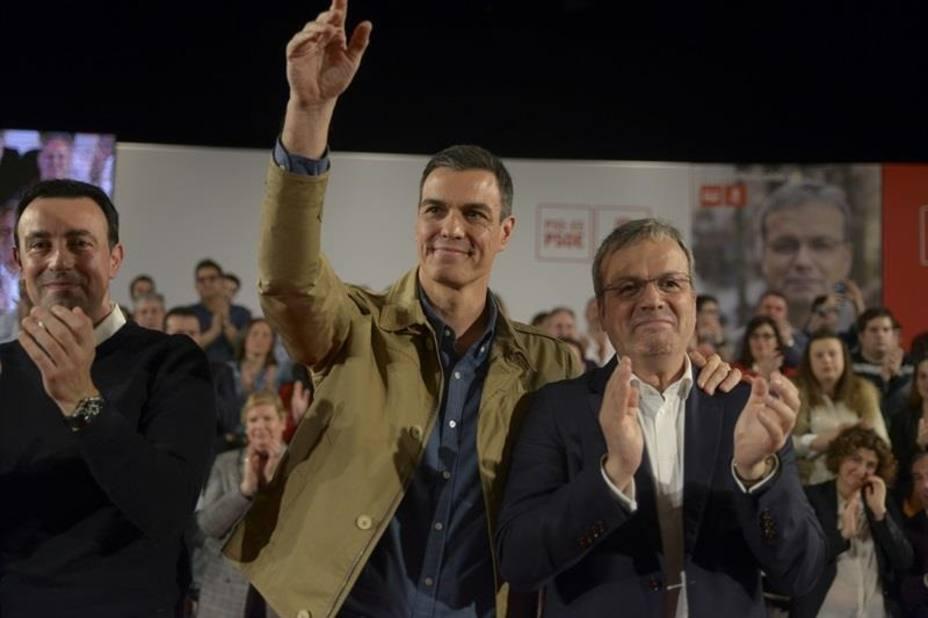 Sánchez: Espero que los españoles tomen nota si los independentistas y la ultraderecha votan en contra de los PGE