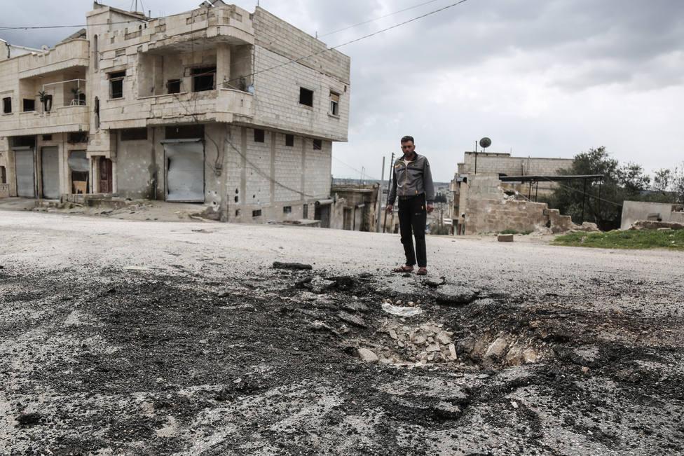 La ONU y la UE piden movilizar ayuda urgente para Siria este jueves en Bruselas