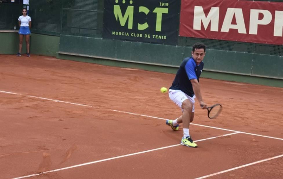 Nicolás Almagro estará en el i ATP Challenger Murcia Open