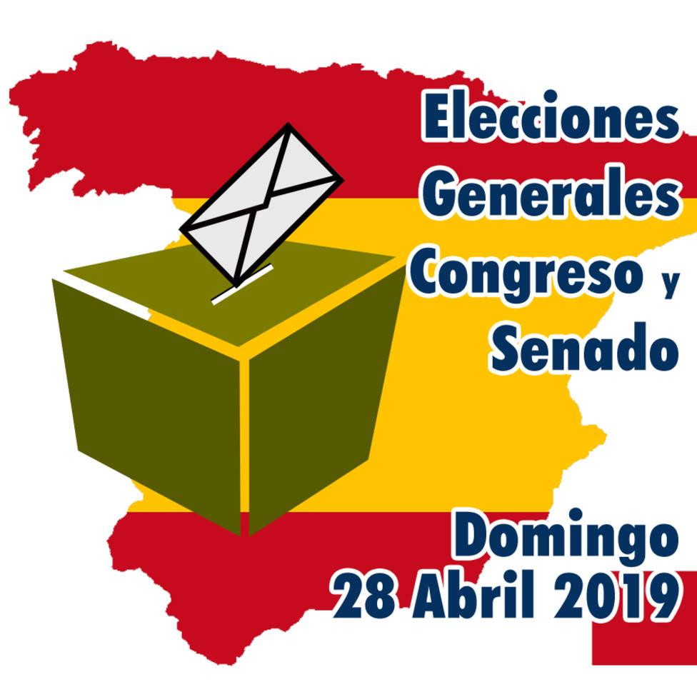 Elecciones generales.