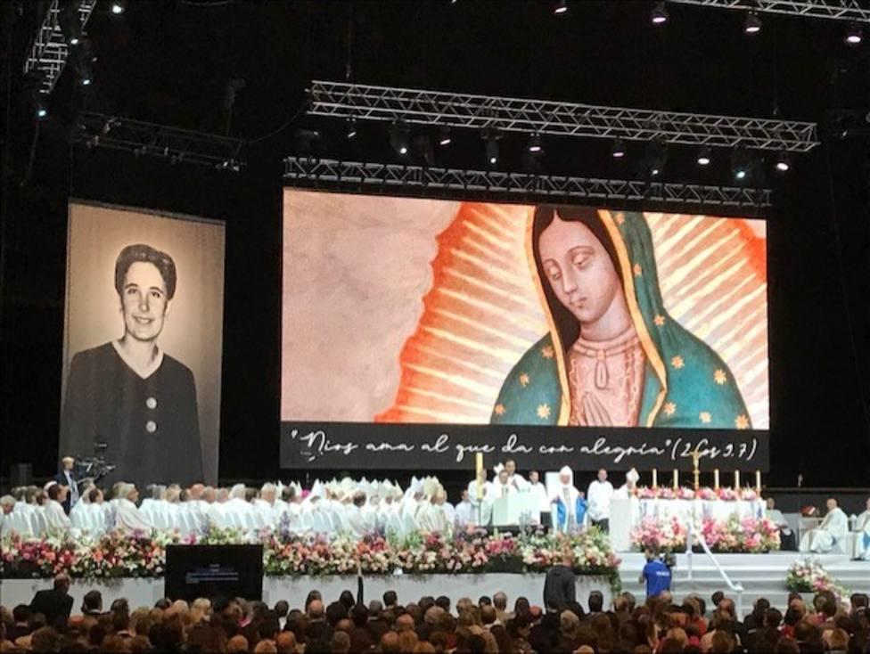 La nueva Beata Guadalupe Ortiz de Landázuri