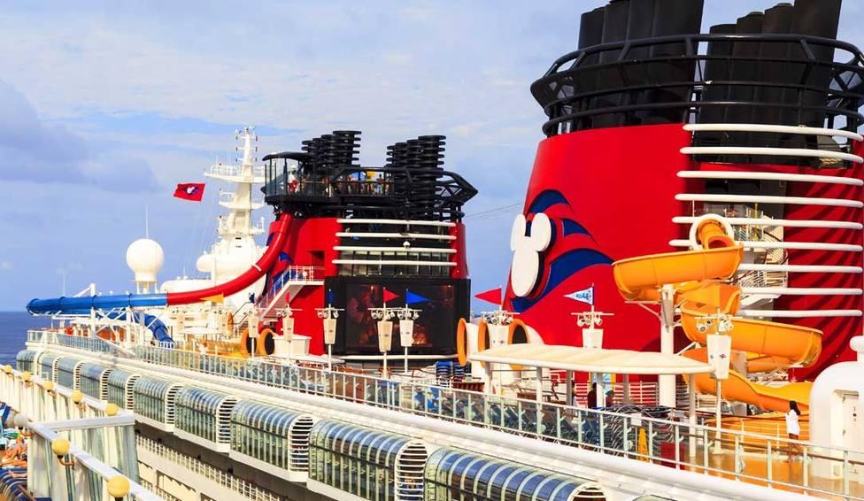 La magia de Disney llega al puerto de Cartagena