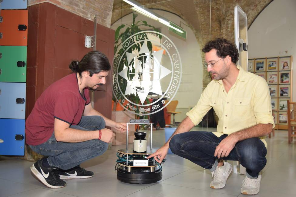 Robots para ayudar a personas que viven solas