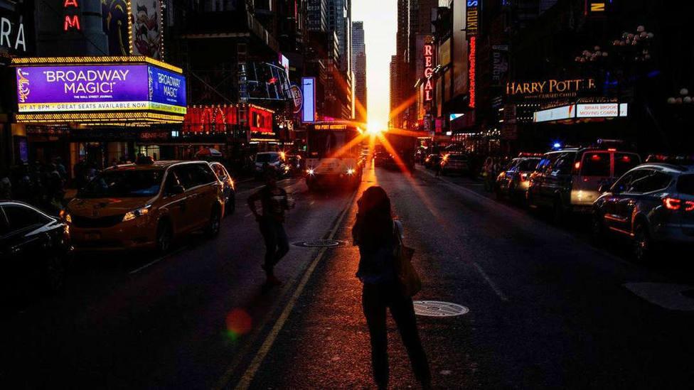 Un apagón en Manhattan deja 42.000 hogares sin electricidad y el metro a oscuras