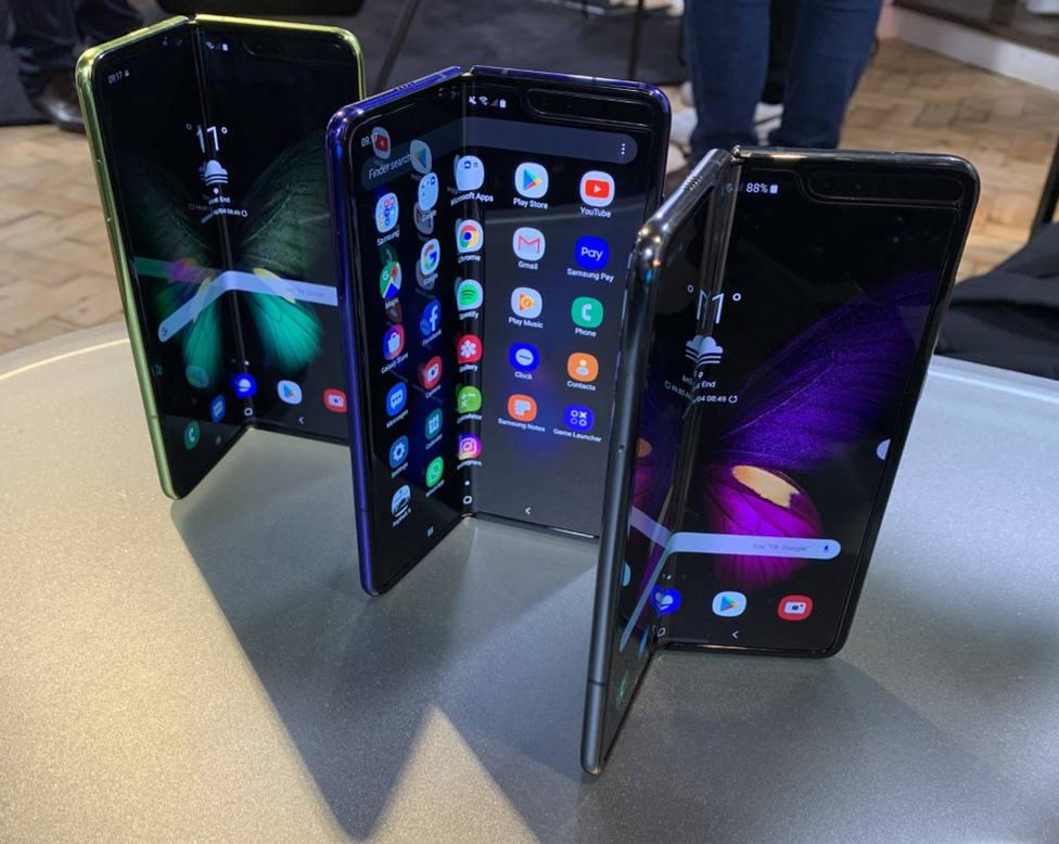 El impacto fiscal de Samsung en España ascendió a 632,2 millones de euros en 2018