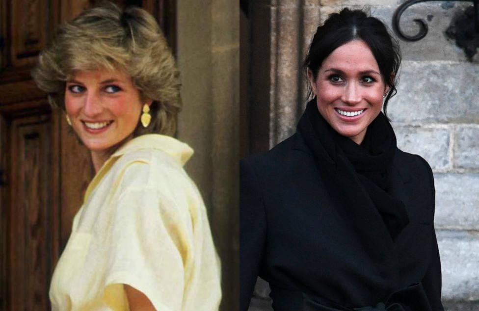 El contundente comunicado de los duques de Sussex para que Meghan Markle no acabe como Lady Di