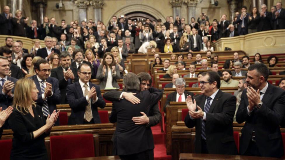 Dos años desde la aprobación de la Declaración Unilateral de Indepedencia en el Parlament: ¿Mereció la pena?