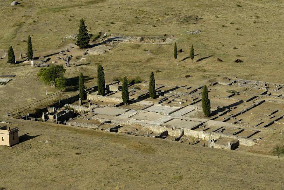 Ciudad Romana de Clunia