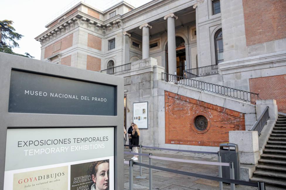 Museo del Prado, Reina Sofía y Guggenheim repiten como instituciones más valoradas para el Observatorio de la Cultura