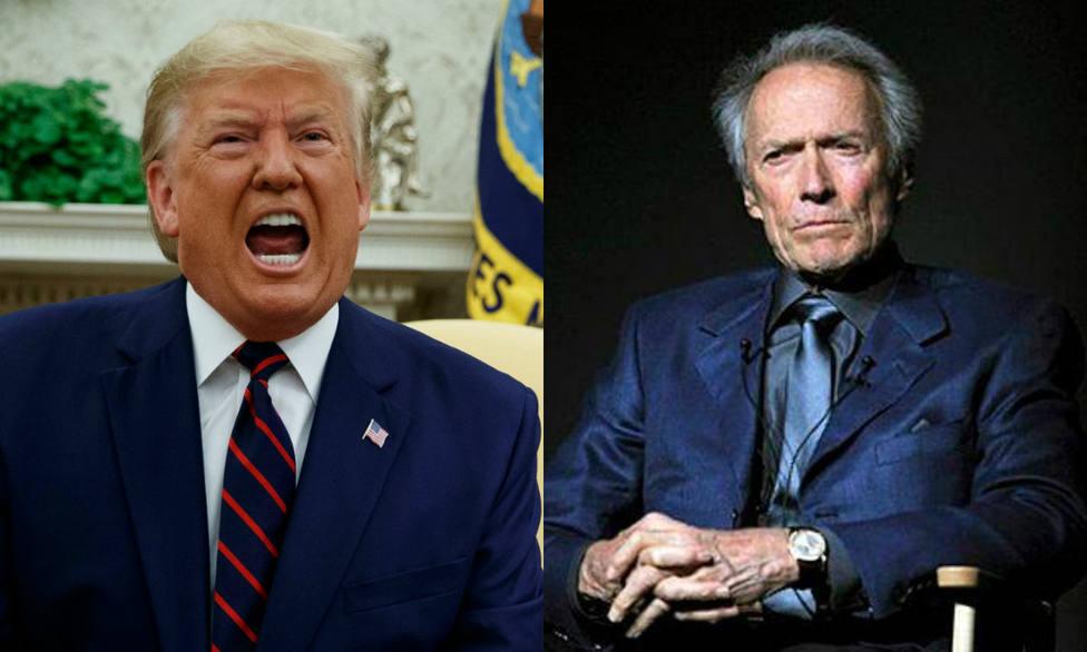 El sorprendente cambio de bando de Clint Eastwood para las próximas elecciones de Estados Unidos