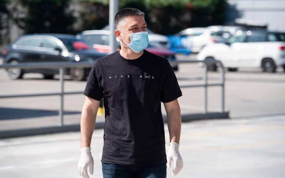 El Barça B de García Pimienta pasa los test de coronavirus