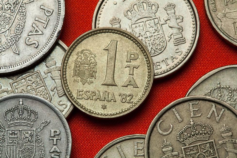 1.604 millones de euros en pesetas que los españoles, parece, no están dispuestos a cambiar