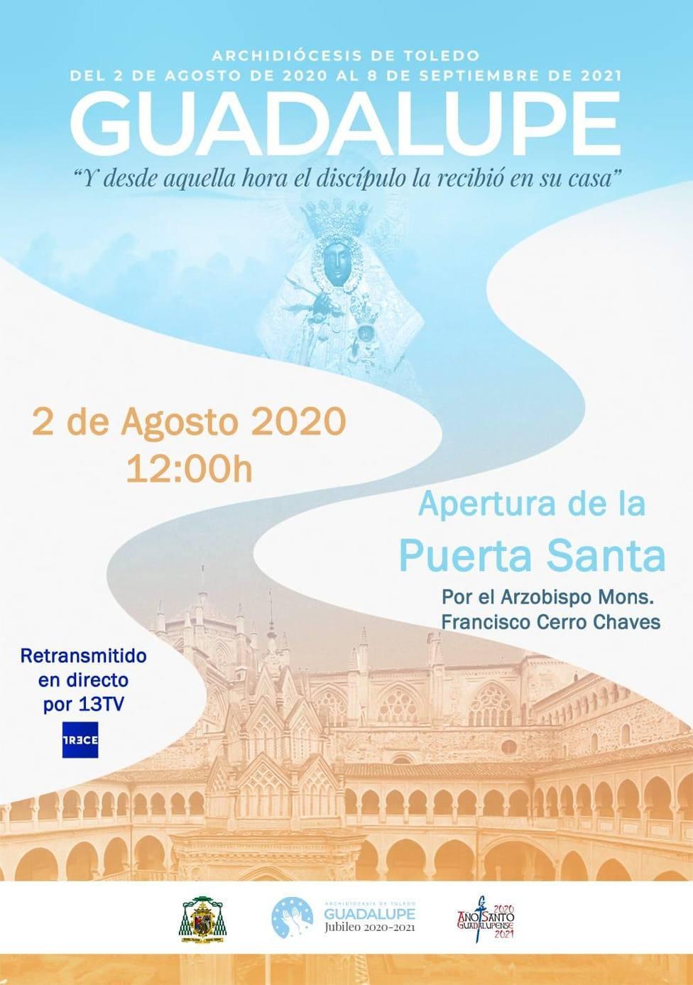 """Guadalupe, """"hogar de María, casa de sanación"""", se prepara para abrir la puerta santa"""