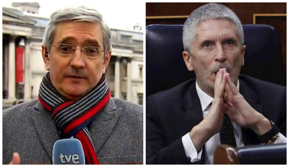 La acertada comparación del corresponsal purgado por TVE que evidencia la política del Gobierno