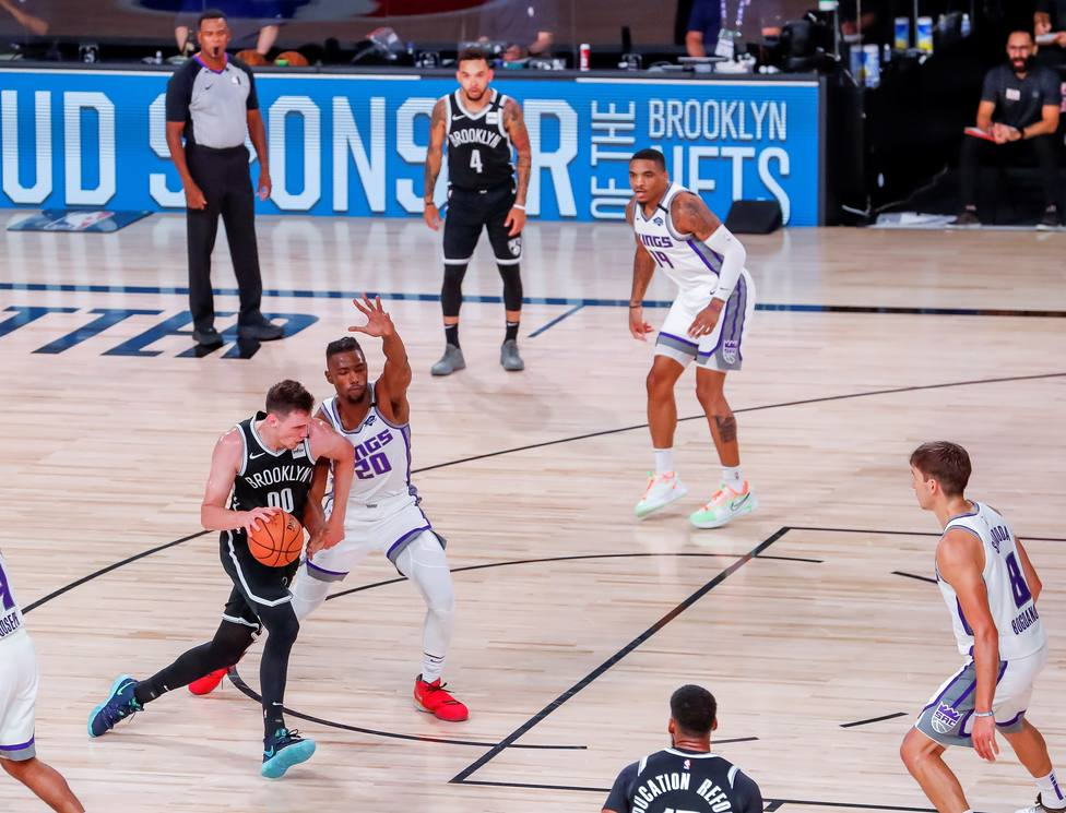 Sacramento Kings at Brooklyn Nets