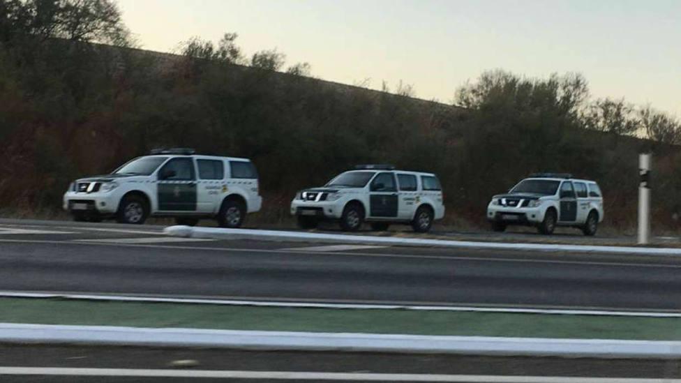 Heridos tres guardias civiles al ser tiroteados en una operación antidroga en Cádiz