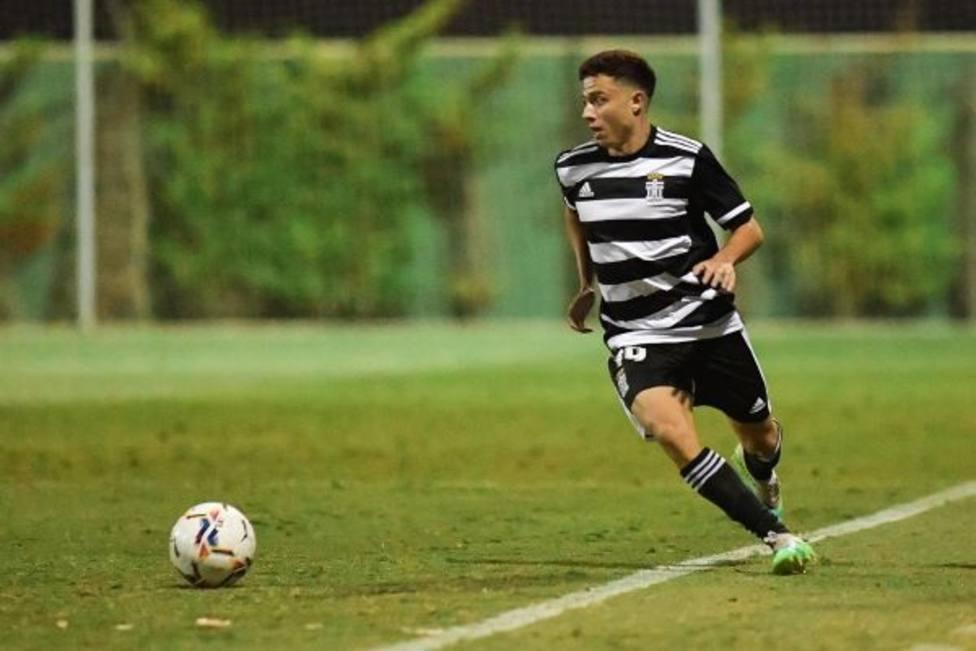 El FC Cartagena cede a Pedro Neves al Yeclano Deportivo