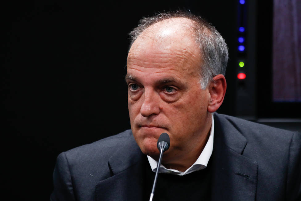 El CSD no descarta la inhabilitación cautelar de Javier Tebas