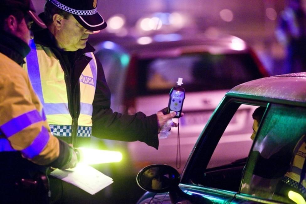 El detenido en Santander doblaba la tasa de alcohol permitida al volante