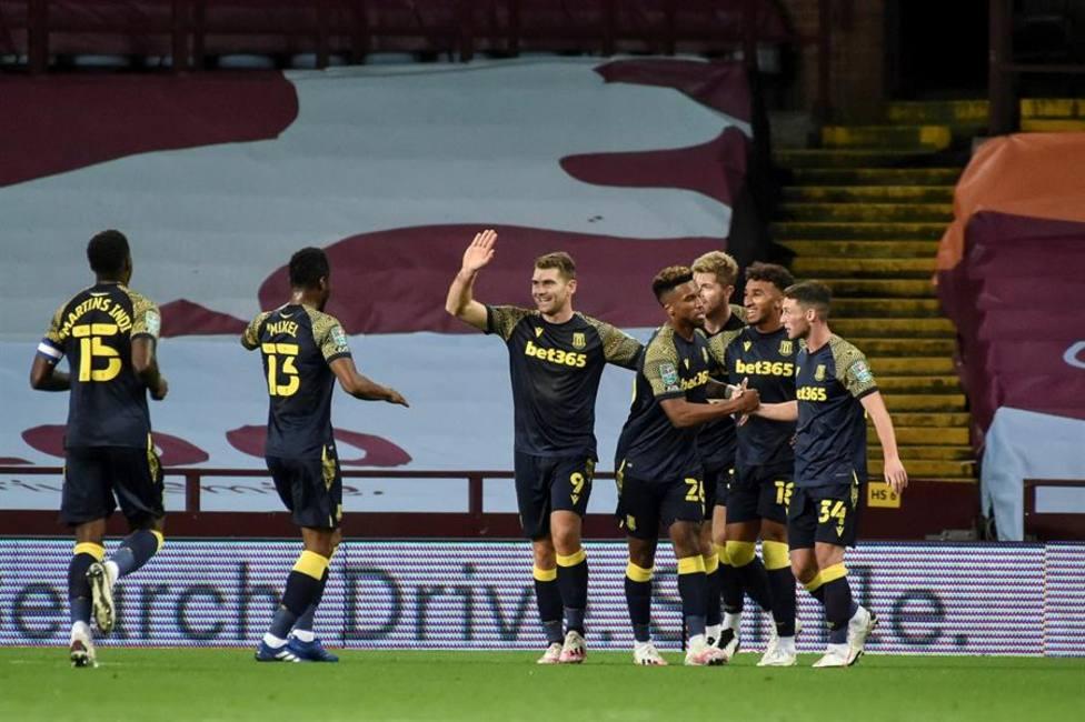 El Brentford y el Stoke dan la sorpresa y se meten en cuartos de final