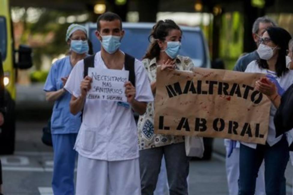 Los MIR siguen con la huelga