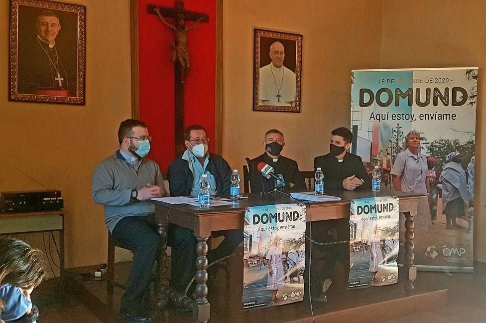 Presentación en Plasencia de la campaña del Domund