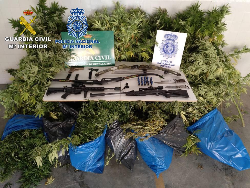 Operaciones Dogoa de la Guardia Civil y Hacha de la Policía Nacional