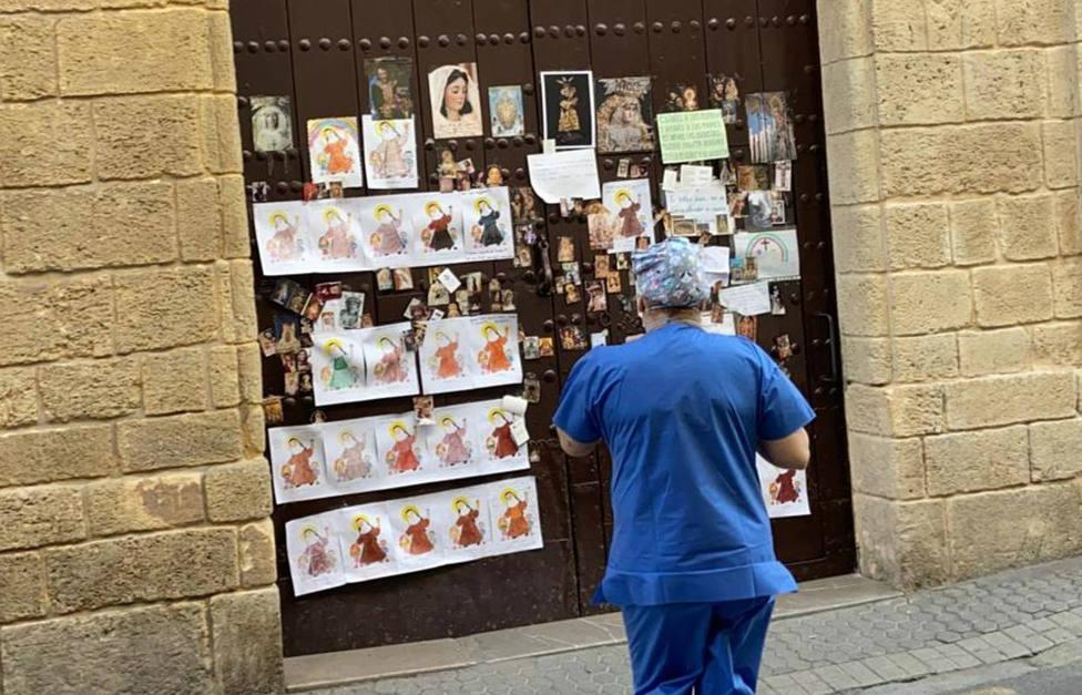 La Junta de Andalucía medicaliza el convento de las Hermanas de la Cruz de Sevilla tras confirmar 83 positivos