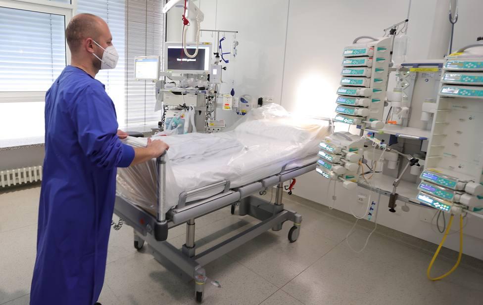 Muere un mes después de dejar UCI el paciente que más tiempo estuvo por covid-19