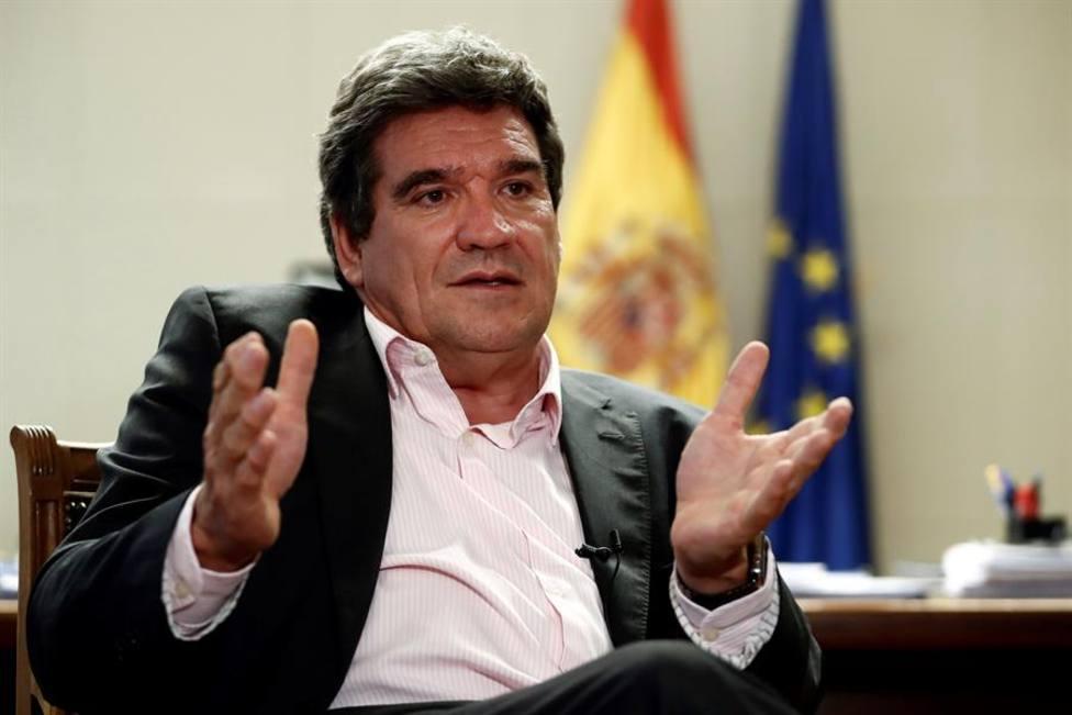 El ministro de Inclusión, Seguridad Social y Migraciones José Luis Escrivá