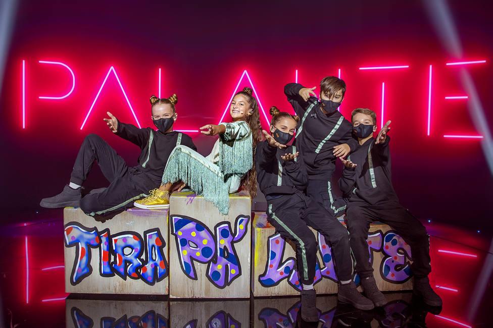 Soleá, al asalto de Eurovisión Junior con un mensaje optimista ante la pandemia: Palante