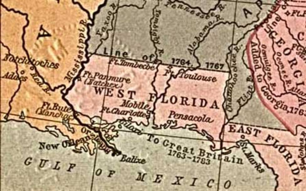 Florida Occidental Británica: el desconocido micropaís independiente de Estados Unidos