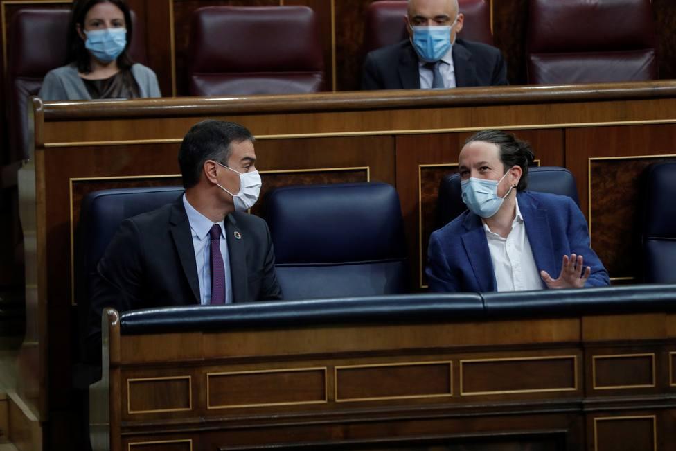 La Moncloa descontaba nuevas grietas con Podemos por la Corona
