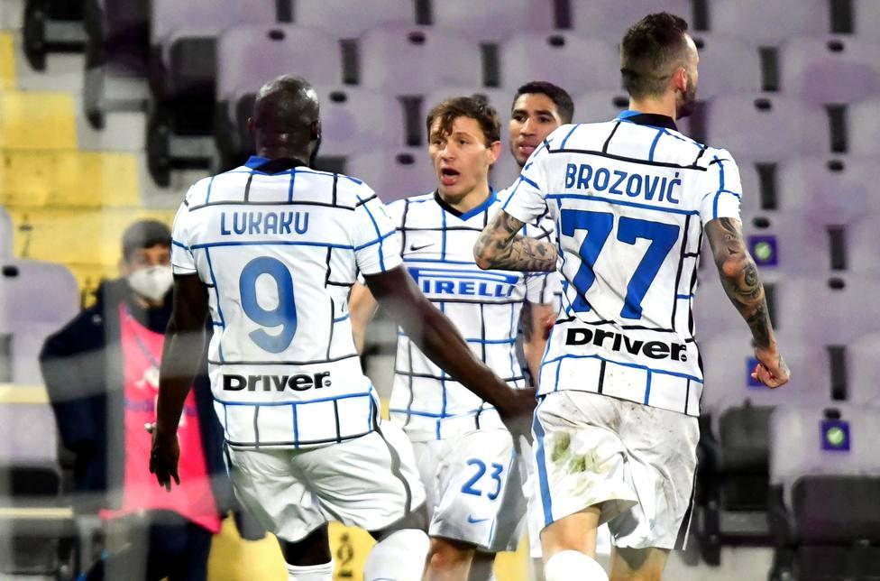 ACF Fiorentina vs Internazionale Milano