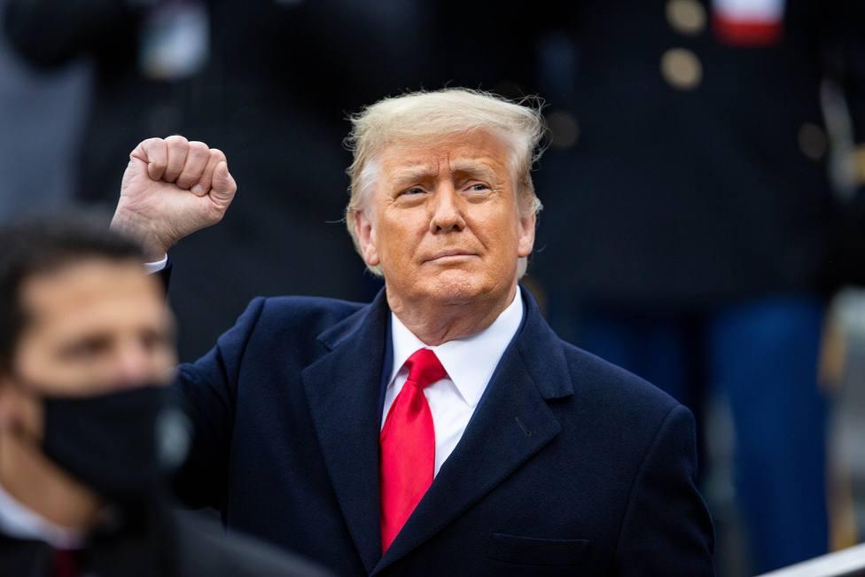 Trump: Ha sido un gran honor reconstruir nuestro Ejército