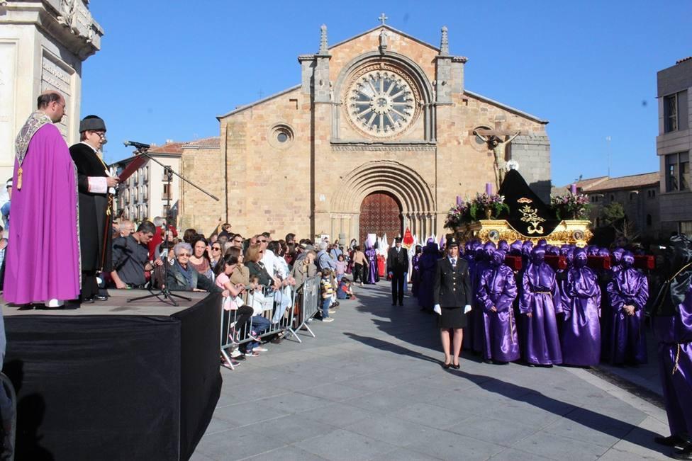 Semana Santa Ávila. Archivo