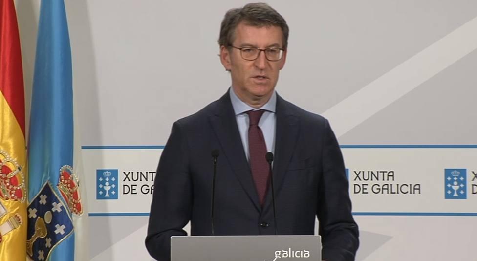 Galicia se mantiene en el nivel máximo de restricciones, aunque el comercio recupera su horario