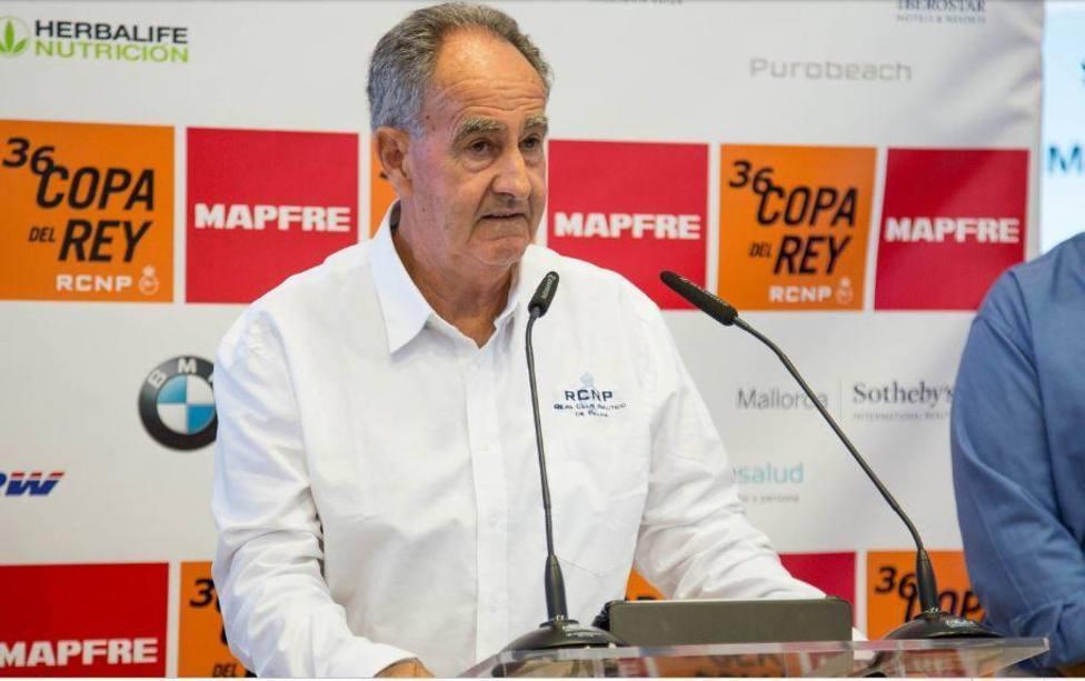 Javier Sanz se acerca a la presidencia de la Federación Española de Vela