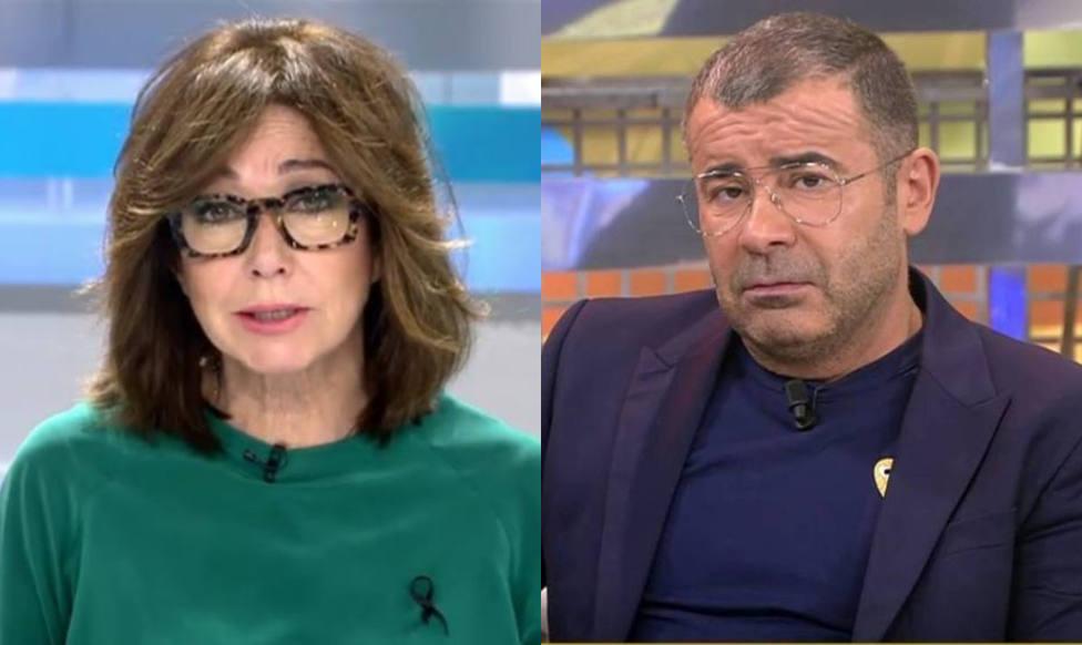 Jorge Javier abre fuego amigo contra a Ana Rosa por sus palabras sobre Sánchez en Deluxe