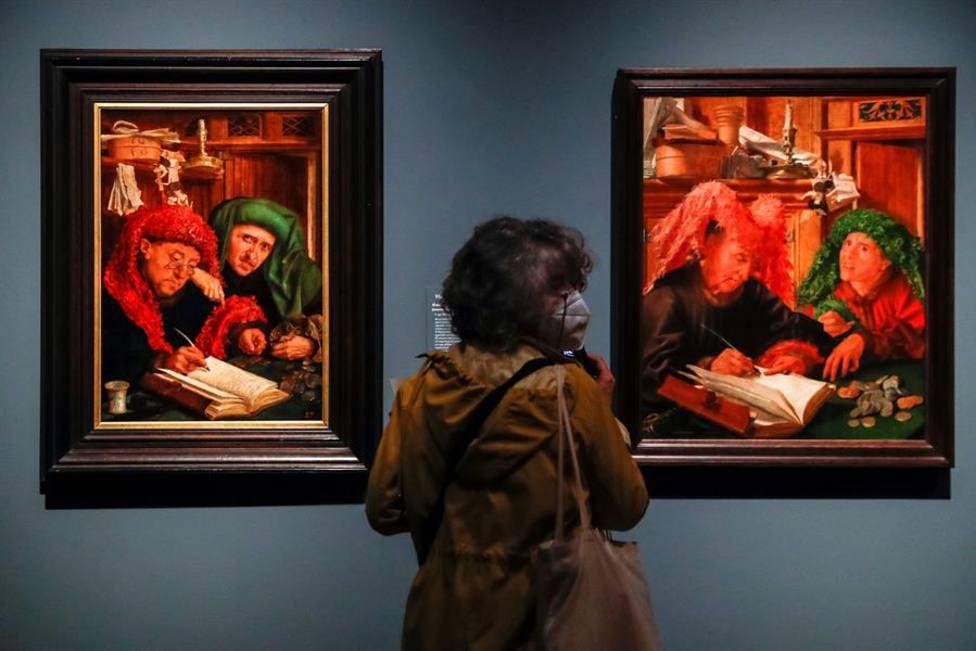 Exposición Marinus: Pintor de Reymerswale