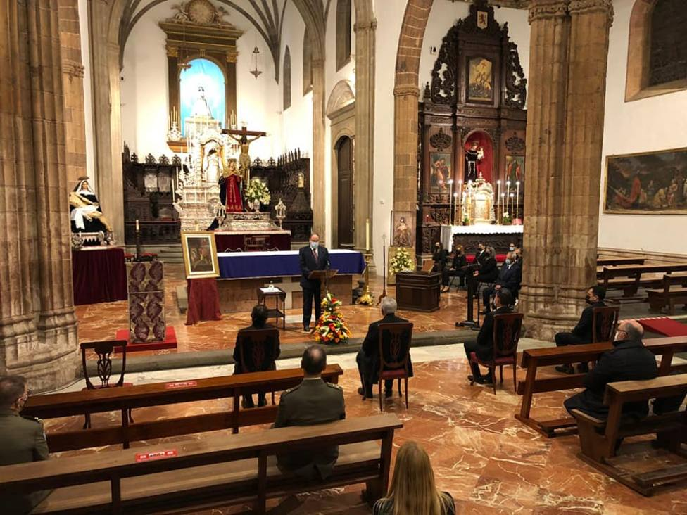 Pregón Semana Santa La Laguna 2021