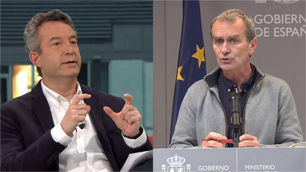 El doctor Carballo estalla contra Fernando Simón por sus últimas declaraciones: No hemos hecho nada
