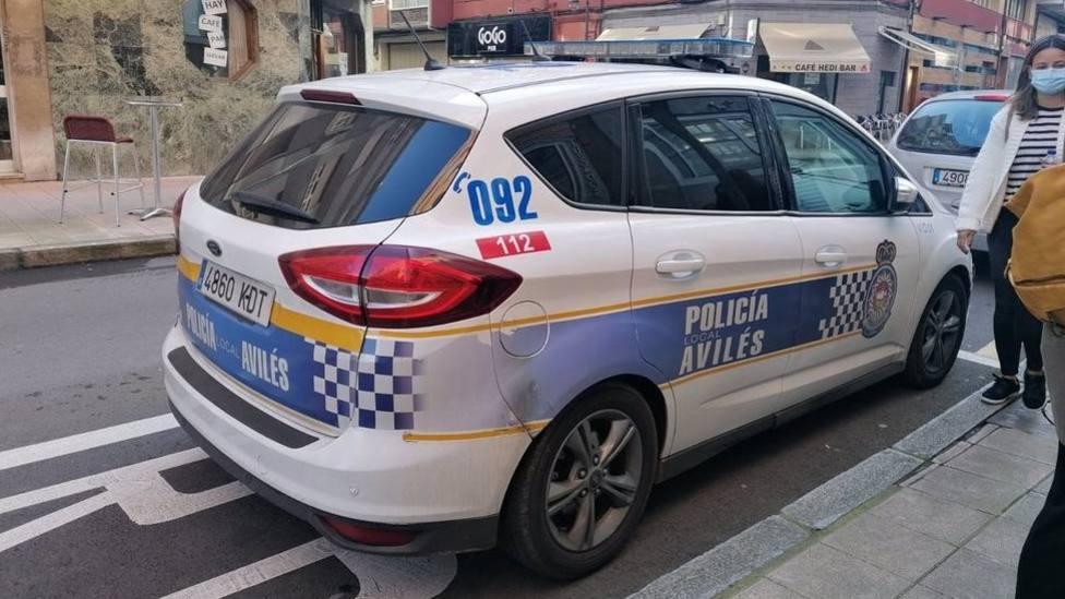 POLICIA LOCAL AVILES