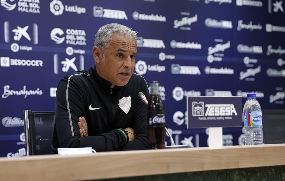 Pellicer y el Málaga ultiman los detalles de la renovación del entrenador